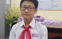 Cậu bé thuận tay trái đoạt giải cuộc thi toàn quốc 'Chiếc xe ô tô mơ ước'