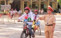 Cuộc thi tìm hiểu về giao thông quốc gia dành cho học sinh tiểu học: Hải Phòng lọt tốp 3 địa phương xuất sắc nhất