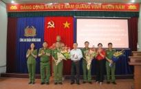 CATP khen CAQ Hồng Bàng triệt xóa đường dây mua bán trái phép hóa đơn GTGT liên tỉnh