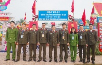 Tuổi trẻ Công an tỉnh Nam Định:  Sôi nổi các hoạt động vì cộng đồng