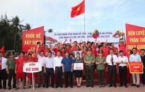 Giải đua thuyền rồng du lịch Đồ Sơn - Cúp Báo An ninh Hải Phòng 2018: Quận Đồ Sơn giành cúp vô địch
