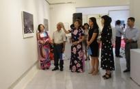 """Triển lãm ảnh kỷ niệm 50 năm ra đời tác phẩm """"Trăm năm cô đơn"""" của Đại văn hào Gabriel García Márquez"""