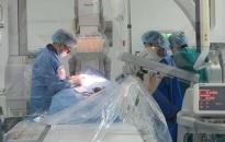 Bệnh viện Trẻ em Hải Phòng: Can thiệp tim mạch cho 3 bệnh nhi bị tim bẩm sinh