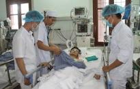 BV Việt Tiệp cứu sống bệnh nhân bị vỡ tim do tai nạn giao thông