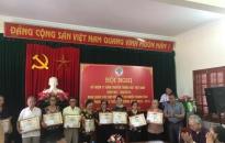 Phường Đằng Lâm (Hải An): Gặp mặt kỷ niệm 77 năm truyền thống Người cao tuổi Việt Nam