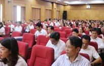 Agribank Chi nhánh Bắc Hải Phòng: Tập huấn sản phẩm dịch vụ - công nghệ thông tin năm 2018