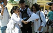 Công bố kết quả tuyển sinh vào lớp 10 THPT năm học 2018-2019