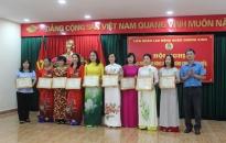 Liên đoàn Lao động quận Dương Kinh: Thực hiện nhiều phong trào thi đua yêu nước thiết thực, hiệu quả