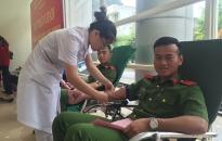 """Chương trình hiến máu tình nguyện """"Hành trình đỏ"""" năm 2018"""