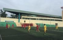 Phòng PV28-CATP: Sôi nổi giao hữu bóng đá