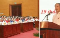 Bí thư Thành ủy, Chủ tịch HĐND TP Lê Văn Thành tiếp xúc cử tri quận Hồng Bàng