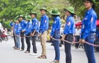 Thanh niên Hải Phòng - Những hành động đẹp: Tham gia hoạt động đoàn giúp trưởng thành hơn
