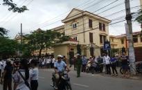 Lực lượng Công an tỉnh Nam Định: Đảm bảo an toàn kỳ thi THPT quốc gia năm 2018