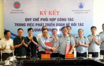 Quảng Ninh: Cục Hải quan và Hiệp hội doanh nghiệp tỉnh ký kết Quy chế phối hợp