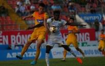 Vòng 17 V. League 2018:    Hải Phòng thảm bại trên sân nhà