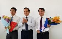 Ông Trần Việt Cường được bổ nhiệm giữ chức Chủ tịch HĐQT Công ty CP cấp nước Hải Phòng