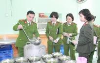 Phòng PC81 nâng cao chất lượng công tác đoàn thể quần chúng