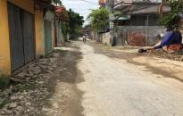 Quận Dương Kinh tích cực cải tạo, nâng cấp đường, ngõ