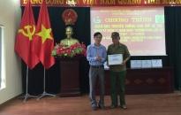 Đoàn Thanh niên & Hội cựu TNXP phường Thượng Lý (Hồng Bàng): Đẩy mạnh 'Giáo dục truyền thống thế hệ trẻ'