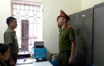 Công an phường Niệm Nghĩa (Lê Chân): Khai mạc kiểm tra chất lượng Cảnh sát khu vực năm 2018