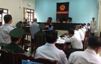 Ngày đầu xét xử vụ án Đinh Ngọc Hệ và các đồng phạm
