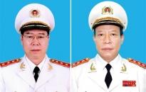 Bổ nhiệm các chức danh tư pháp Cơ quan An ninh điều tra và Cơ quan Cảnh sát điều tra Bộ Công an