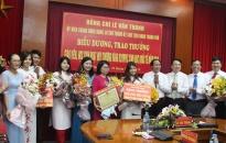 Ngành GD-ĐT thành phố Hải Phòng: Phát triển vững chắc, nâng cao chất lượng đào tạo học sinh giỏi