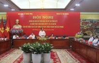 Tiếp tục lấy ý kiến tổng kết 15 năm thực hiện Nghị quyết 32-NQ/TW  của Bộ Chính trị