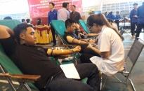 Huyện An Dương: Biểu dương 56 tập thể, cá nhân thực hiện tốt việc hiến máu nhân đạo
