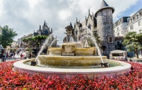 Đến Sun World, thấy Disneyland, nhớ Sentosa…