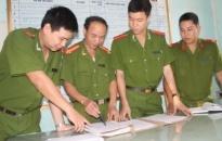 Khối Công an huyện: Chủ động tham mưu cho cấp ủy, chính quyền