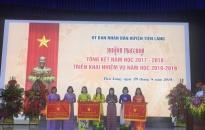 Huyện Tiên Lãng 20 năm liên tục có học sinh giỏi quốc gia