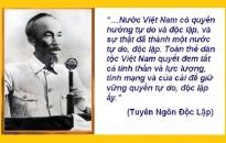 Kỷ niệm 73 năm Cách mạng tháng Tám và Quốc khánh 2-9:  Niềm tin mãnh liệt trên đỉnh cao mang tên Việt Nam