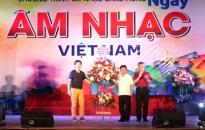 Quận Lê Chân: Đặc sắc chương trình nghệ thuật chào mừng Ngày âm nhạc Việt Nam