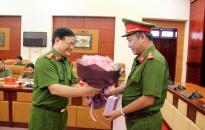 Bộ Công an khen thưởng Phòng Cảnh sát Hình sự CATP