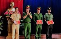 Công an huyện An Dương bế mạc giải bóng đá năm 2018