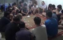 Công an quận Kiến An: Bắt 12 vụ cờ bạc, số đề