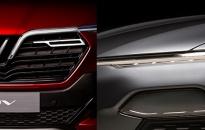 """""""Simply the Best""""- vẻ đẹp ấn tượng của hai mẫu xe thật VinFast"""