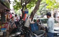 Quận Hồng Bàng: Ra quân đảm bảo ATGT, trật tự đường hè