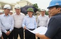 Dự án cầu vượt nút giao đường Nguyễn Văn Linh:  Cần sự đồng thuận để đẩy nhanh tiến độ giải phóng mặt bằng