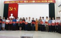 Quận uỷ Đồ Sơn:  Bế giảng lớp bồi dưỡng, cập nhật kiến thức đối với đội ngũ cán bộ lãnh đạo