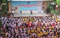 Trường tiểu học Đinh Tiên Hoàng (quận Hồng Bàng): Điểm sáng trong phòng chống các bệnh học đường