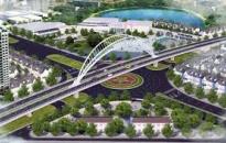 Dự án cầu vượt nút giao đường Nguyễn Văn Linh: Vào giai đoạn nước rút