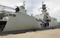 Việt Nam tham gia duyệt binh hạm đội quốc tế tại Hàn Quốc