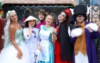 Top những địa điểm Halloween cực đỉnh khiến giới trẻ Đà thành phát cuồng