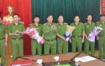 Khen thưởng Ban chuyên án 108G: Bắt 16 đối tượng liên quan vụ án giết người tại huyện Thủy Nguyên