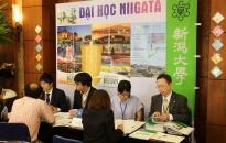 Hội thảo du học Niigata (Nhật Bản) tại Hải Phòng