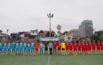 Phòng Cảnh sát Quản lý hành chính về trật tự xã hội: Thành lập đội tuyển bóng đá