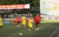 Giải bóng đá vô địch các CLB thành phố Cúp Báo An ninh Hải Phòng – Nhựa Tiền Phong lần thứ 17: CLB Thủy Nguyên vươn lên dẫn đầu bảng B
