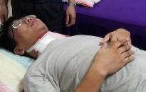 """Về việc 1 người đi đường bị  sợi dây cứa cổ, phải nhập viện xảy ra tại phường Kênh Dương, quận Lê Chân:  """"Thủ phạm"""" là dây cáp viễn thông"""